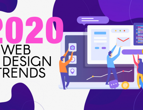 Biggest web design trends for 2020