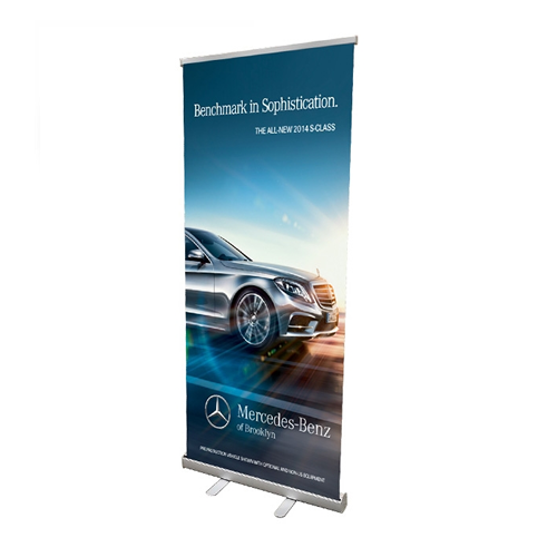 33x78 retractable banner - nubrand media