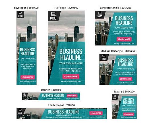 Banner Ad Design - Nubrand Media