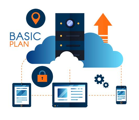 Basic Web Hosting - Nubrand Media