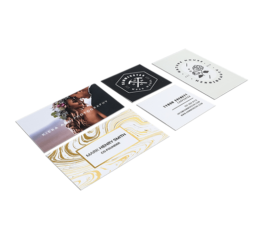 Business Card Design - Nubrand Media