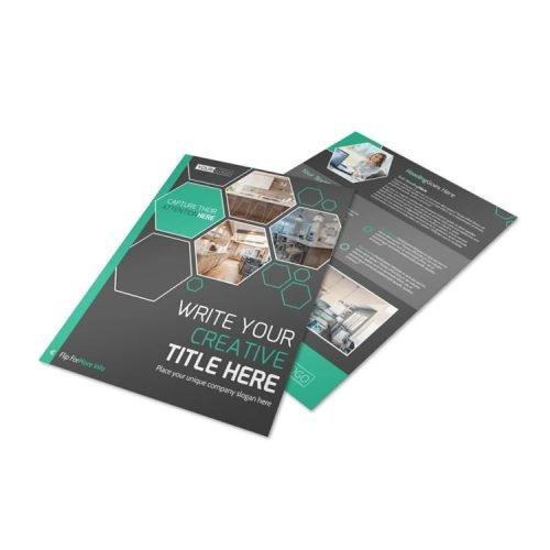 Flyer Design - Nubrand Media