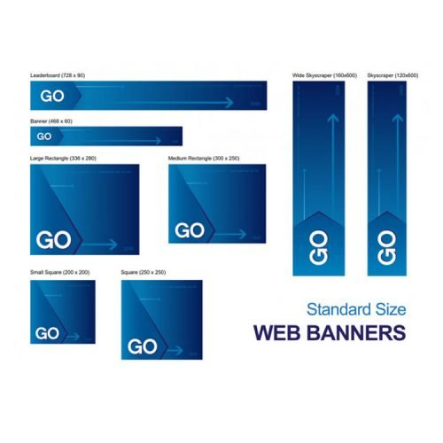 Web Banner Design - Nubrand Media