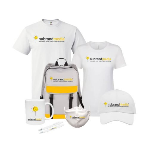 Corporate Swag Design - Nubrand Media