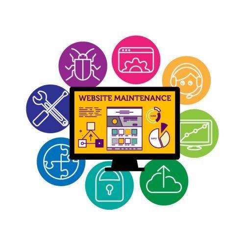 Web Maintence Services - Nubrand Media
