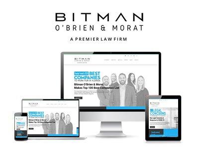 bitman O'Brien & Morat PLLC - Powered By NuBrand Media