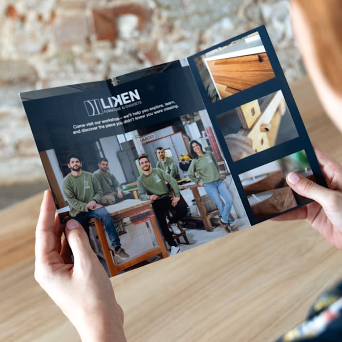 Custom Brochures - Nubrand Media