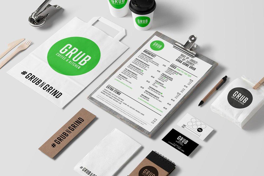 Custom Designed Marketing Materials - NuBrand Media